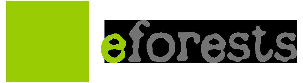 eforests logo 2021 website logo 1160 x 320px