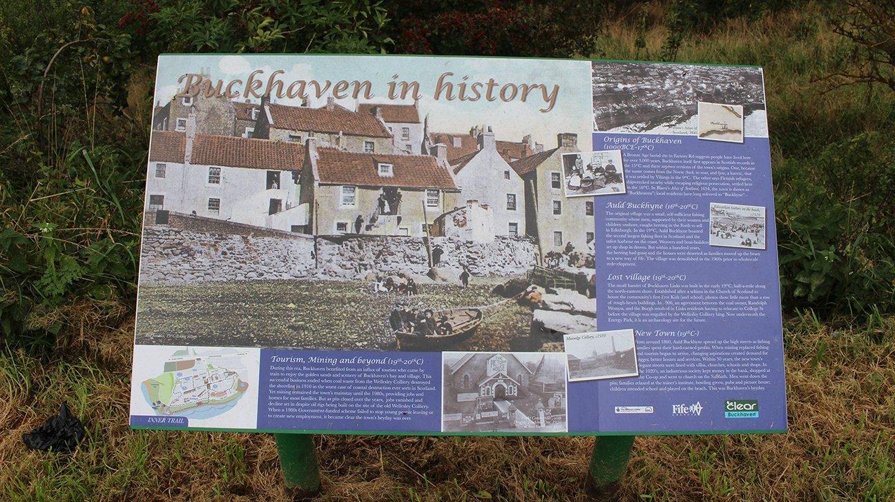 Buckhaven  -  Fife  -  The History Of Buckhaven