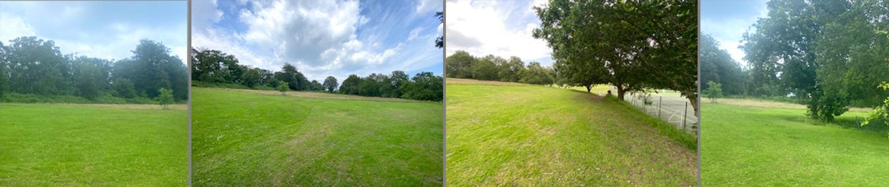 Danehill Community Woodland  -  East Sussex  -  Before Tree Planting 2021