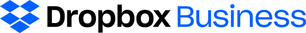 Dropbox Business Blue Logo