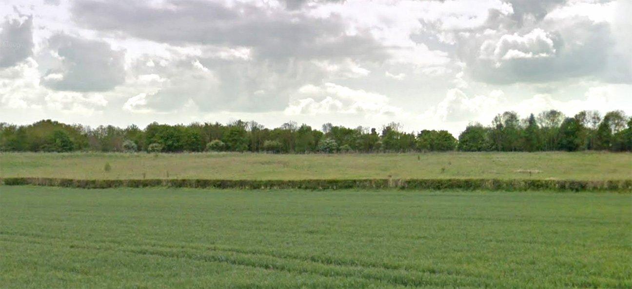 Wingfield Woodland  -  Shropshire  -  Before Planting 2021